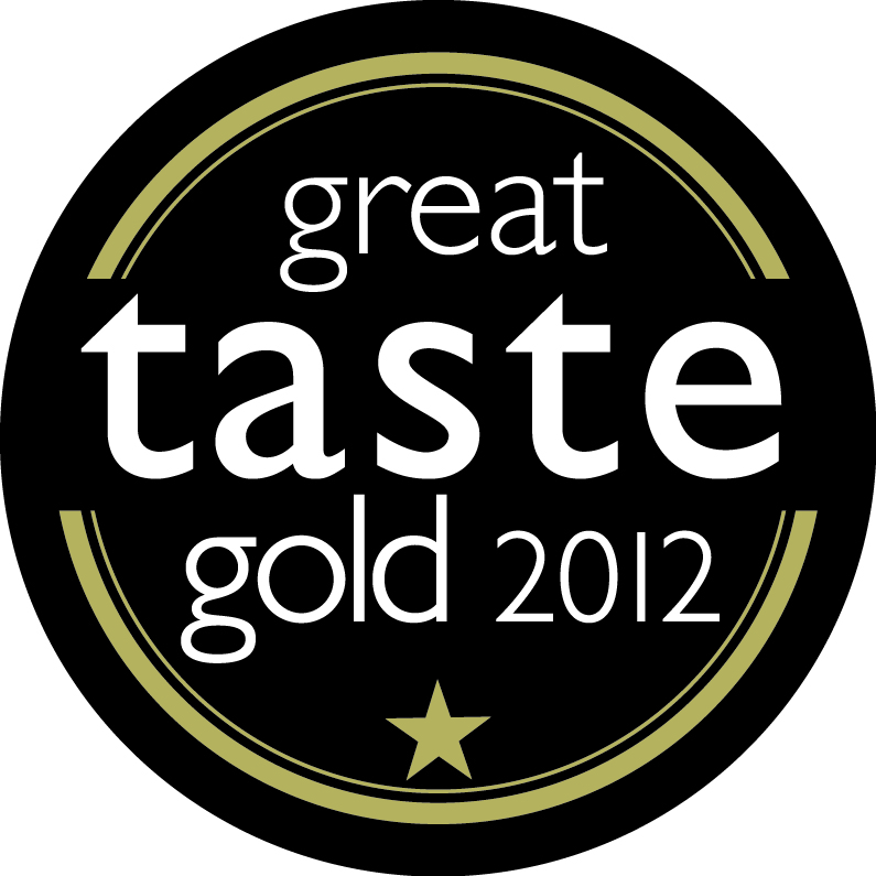 Great Taste 2012 - Gold award!